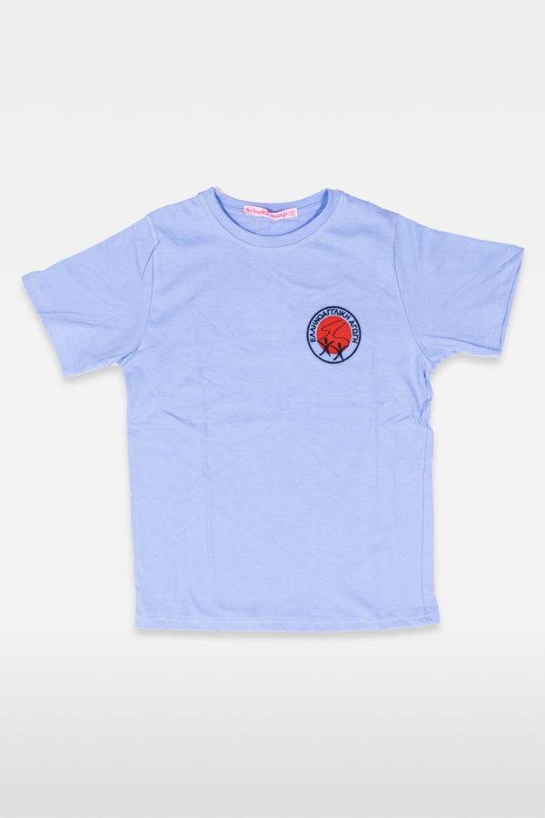 Ελληνοαγγλική Μπλούζα κοντό μανίκι